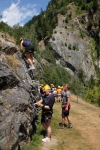 Orientation climb