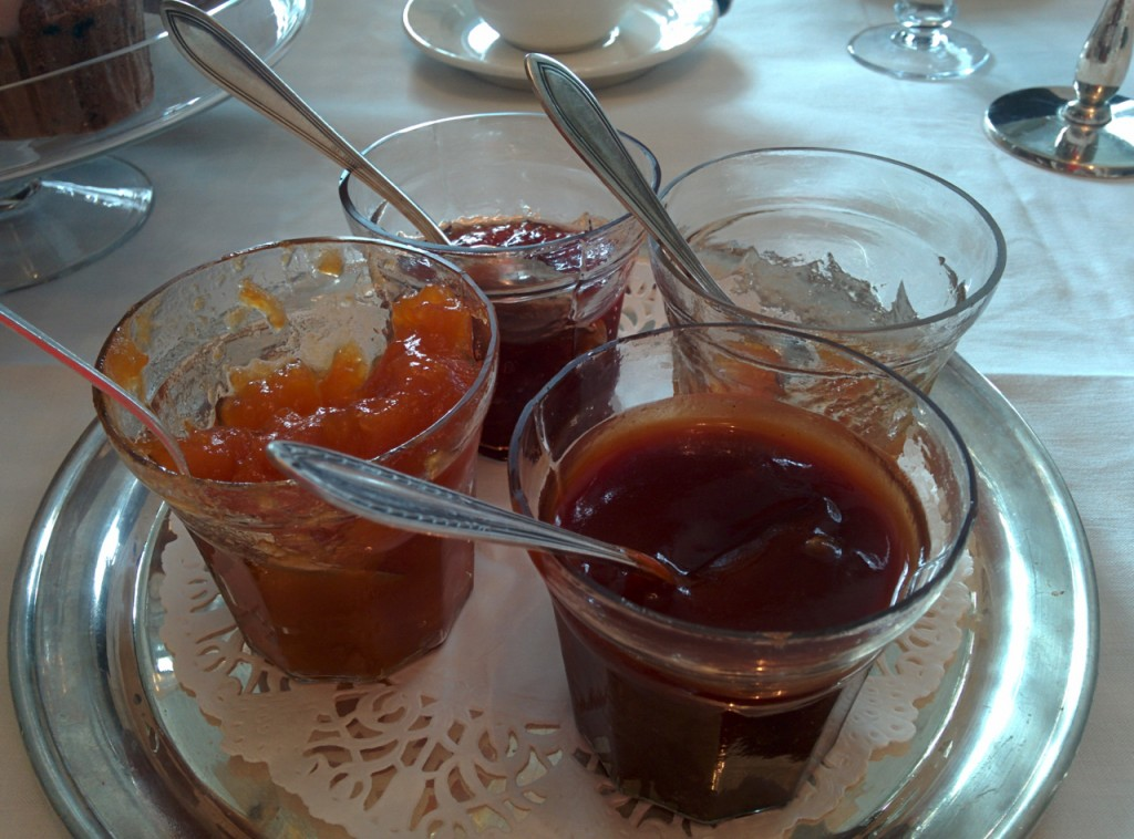 Homemade marmalades