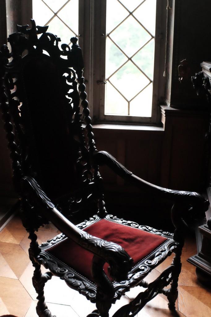 Inside Stolenfels