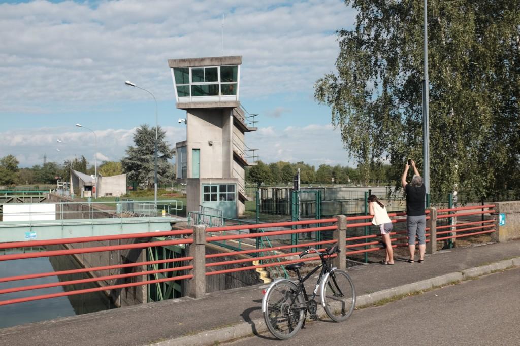 Le Corbusier Sluce Gate