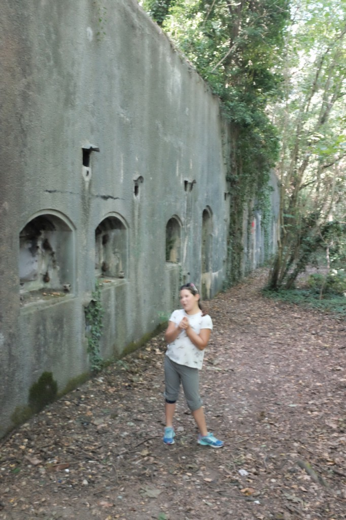 More WWII fortifications