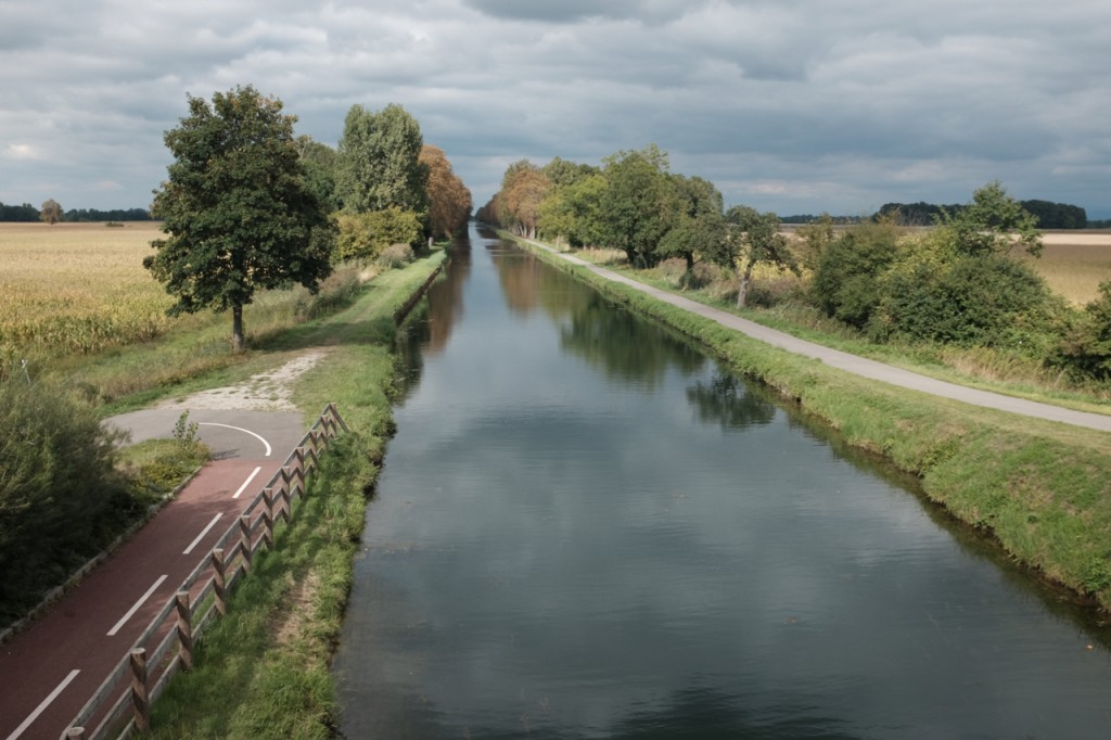 The Rhone au Rhin Canal