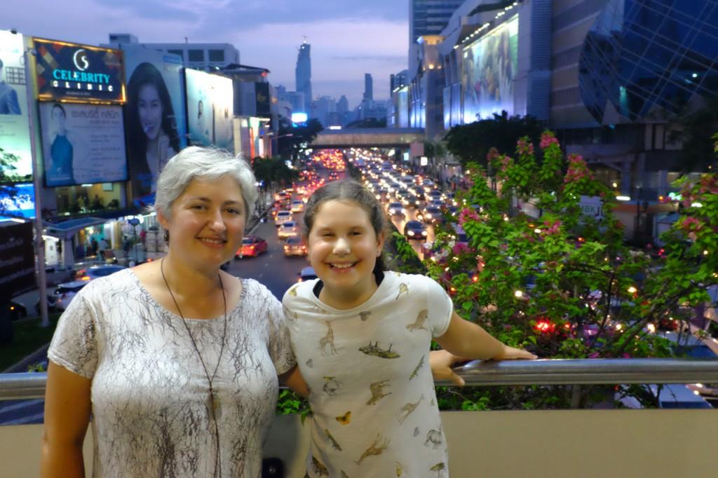 Bangkok...traffic!