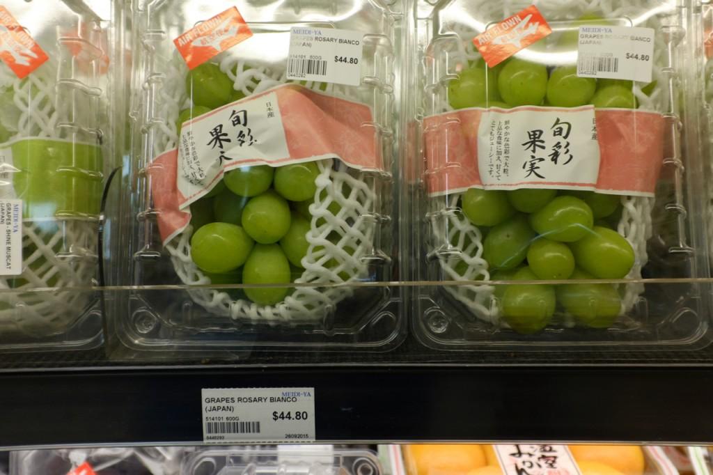 Grapes $44.80