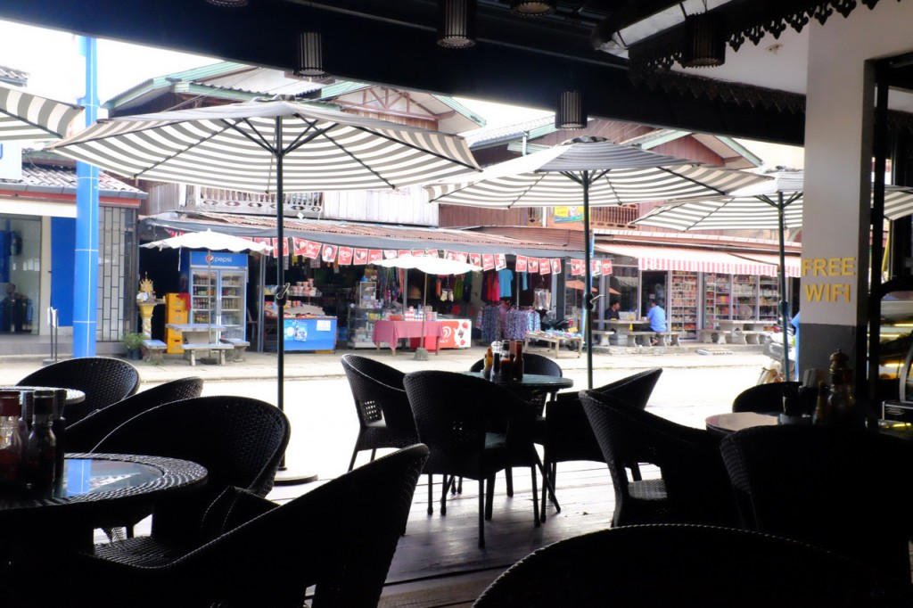 Vang Vieng cafe