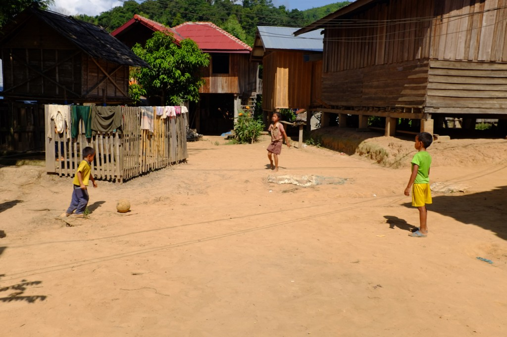 Village soccer
