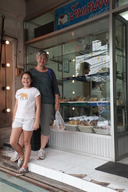 A nice local bakery