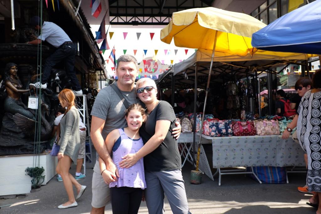 At Jatuchak Market