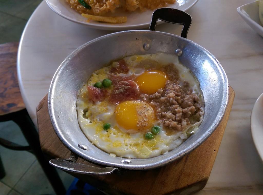 Popular egg dish