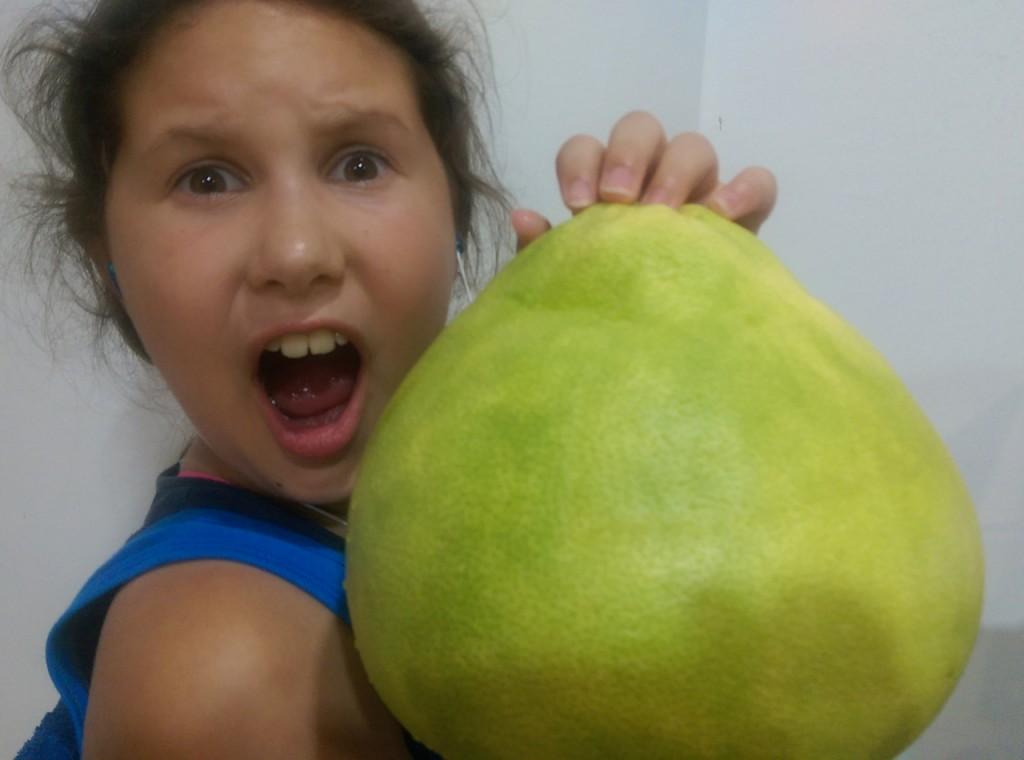 Tiny pomelo