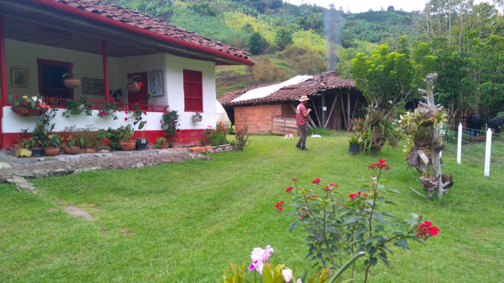 The panela cottage