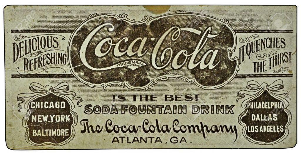 vintage coca
