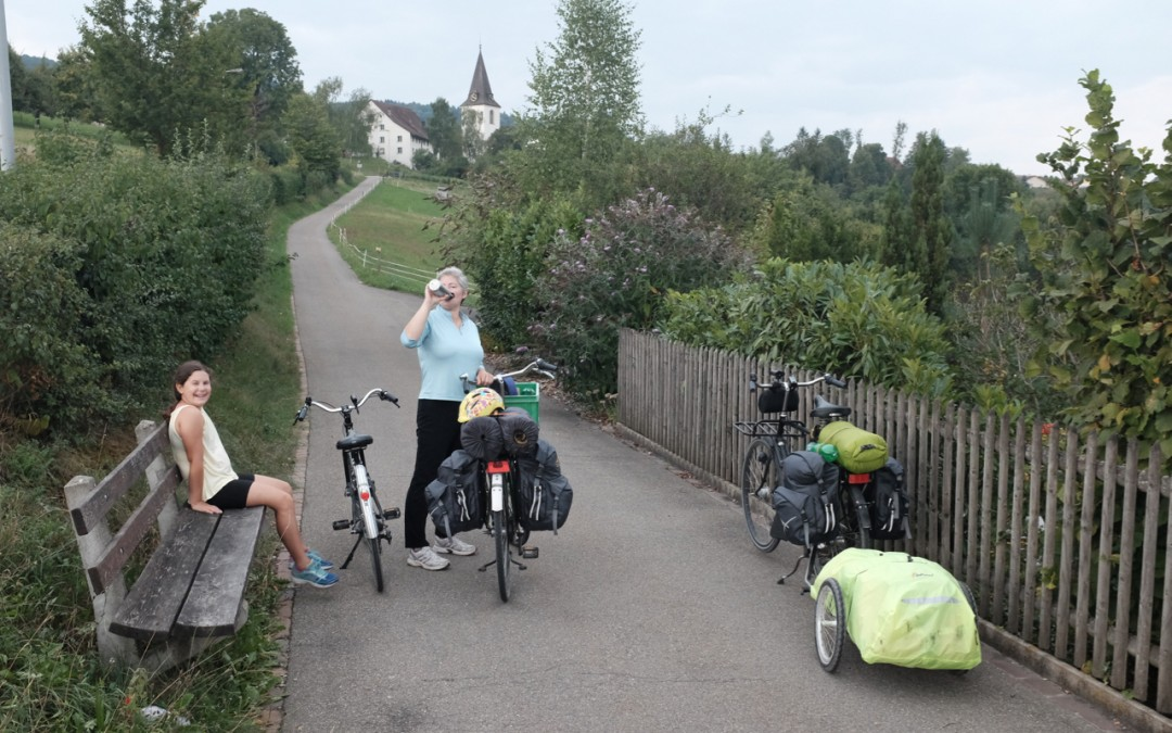 Riding the Rhine